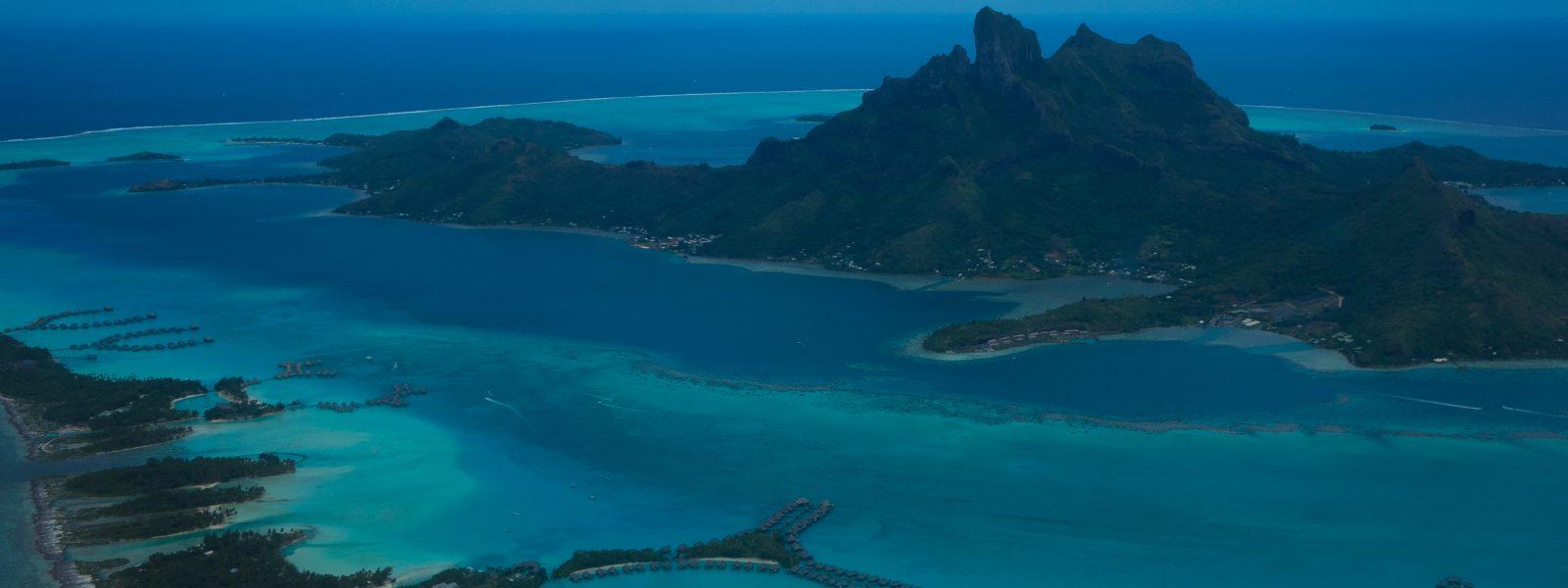 Sailing Bora-Tonga-Fiji